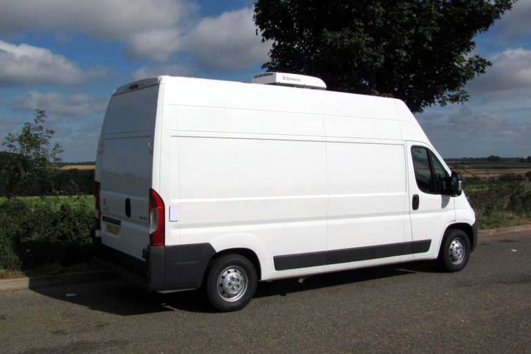 Conversion for a pre-owned van