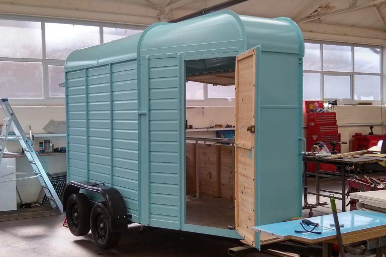 Horsebox refurbishment