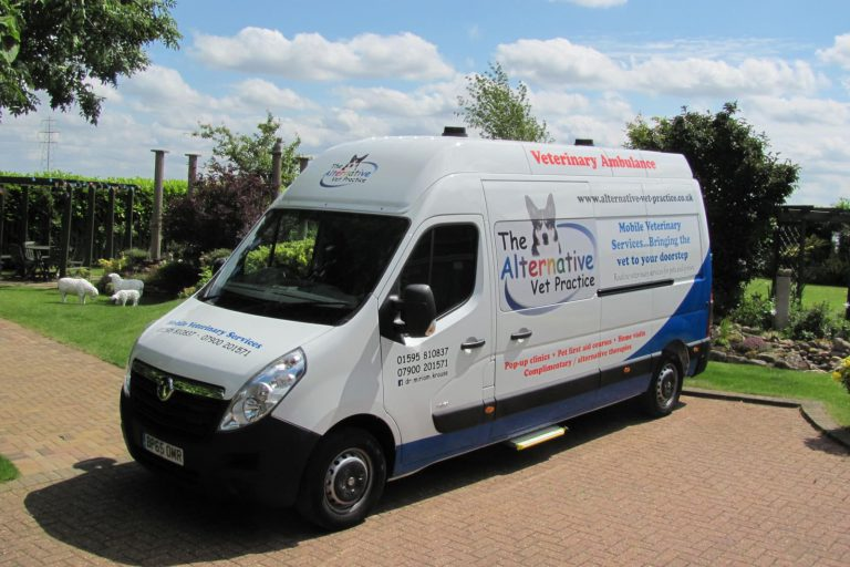 Mobile Veterinary Surgery