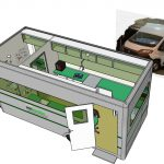 Large Mobile Veterinary Surgery