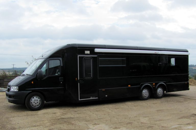 Bespoke bus conversion