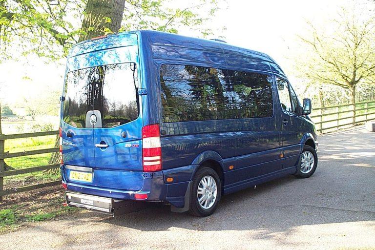 Mini bus conversion