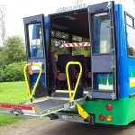 Wheelchair Accessible Minibuses