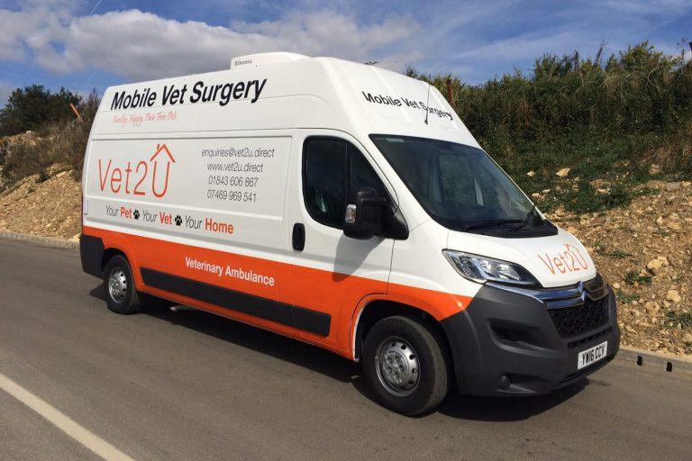 Mobile vet surgery