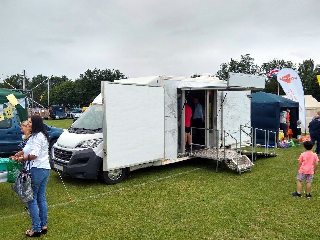 exhibition-vehicle-which is available for hire