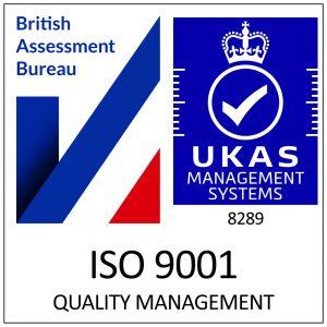 iso 9001;2015 certification logo