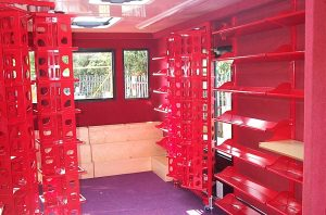 shelving for libraries