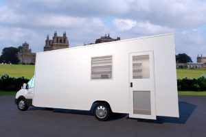mobile library7200kgs