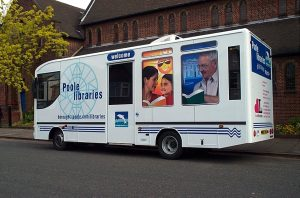 mobile library service