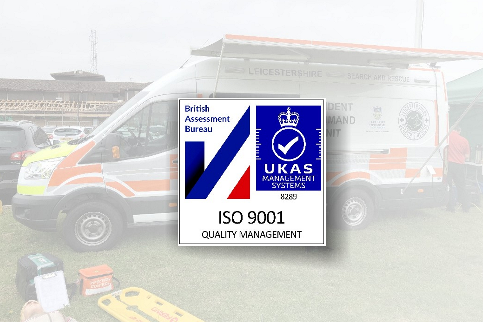 multi vehicle technology awarded iso9001 2015 certification
