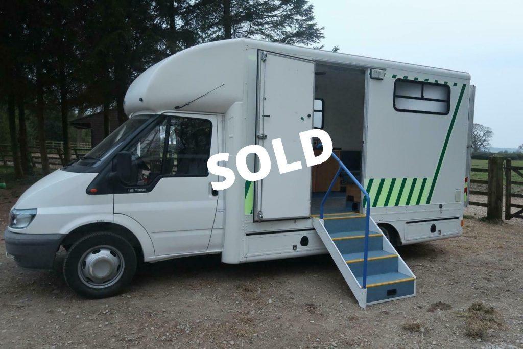 mobile treatment centre for sale